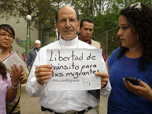 Morena un movimiento honesto, el PRD traicionó al pueblo: Solalinde