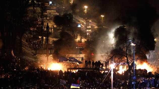 Guerra urbana en Ucrania