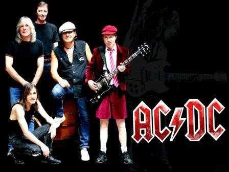 AC/DC celebra 40 años con gira mundial y nuevo album