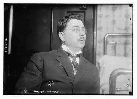 19 de febrero de 1913, muere asesinado Gustavo A. Madero, víctima de la traición huertista