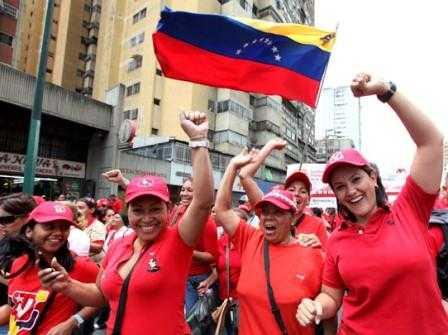 Estados Unidos ha enviado expertos en guerra mediática a Venezuela