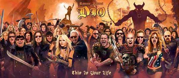 Metallica, Motörhead y Scorpions lideran el álbum tributo a Ronnie James Dio