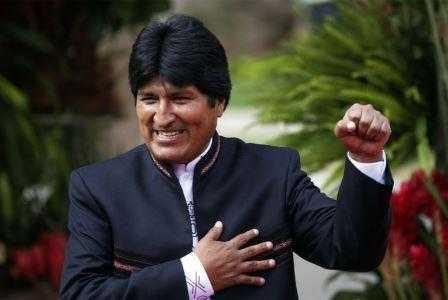 Evo Morales sube a 59% de aprobación, esto asegura victoria el 12 de octubre