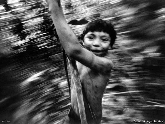 Indígenas yanomamis denuncian minería en su región