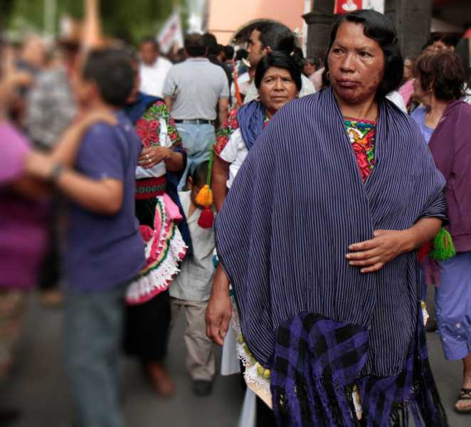 Mexicanos perciben que el gobierno hace poco por los indígenas