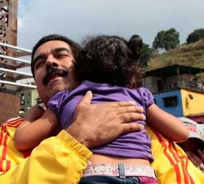 Maduro invitó a Rubén Blades y a otros artistas visitar Venezuela