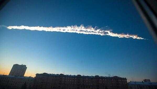Meteorito cayó en Argentina provocando un fuerte temblor