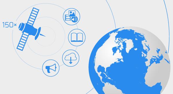 Outernet: Internet gratis para todos desde el espacio en 2015