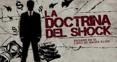 """""""La doctrina del shock"""": documental del libro de Naomi Klein"""