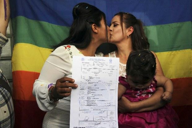 Crecen matrimonios entre parejas del mismo sexo en