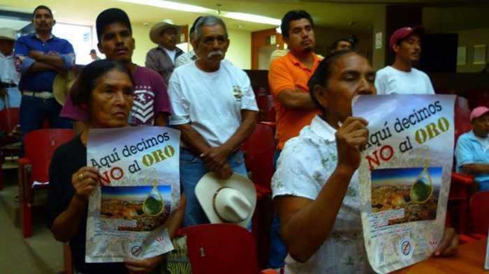 Zacualpan: un pueblo contra la minería