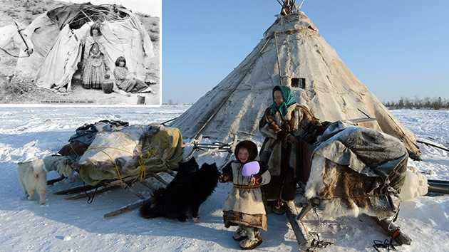 Descubren que indígenas de América y Siberia hablaban la misma lengua