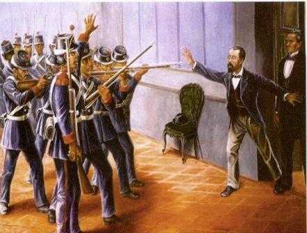 """""""¡Alto, los valientes no asesinan!"""", Guillermo Prieto salva vida de Juárez el 14 de marzo 1858"""