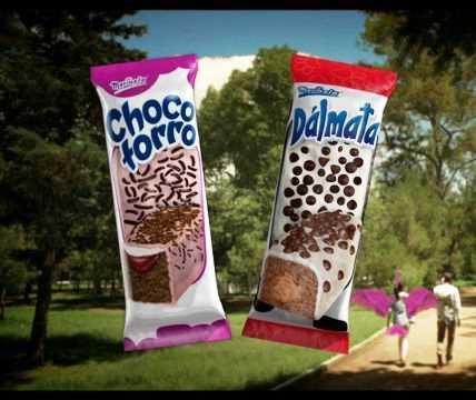 ¿Qué contiene el Choco-torro de Marinela?