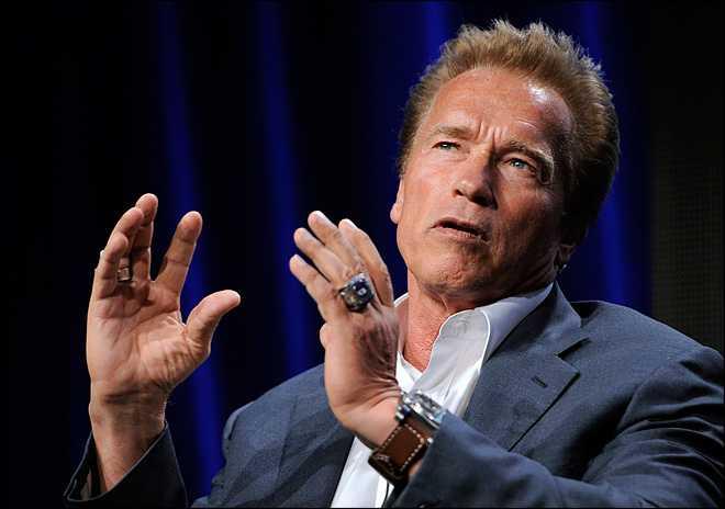 Arnold Schwarzenegger, hipócrita y destructor de bosques