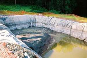 Fracking-Fluid-Pond