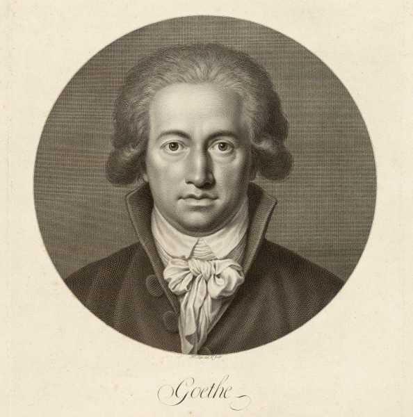 """Goethe, autor de """"Fausto"""", muere el 22 de marzo pero de 1832"""