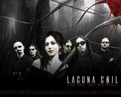 """La banda italiana Lacuna Coil estrena """"Die & Rise"""""""