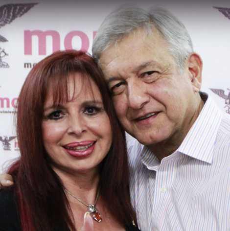 Propone AMLO a Layda Sansores para candidata de Morena por Campeche