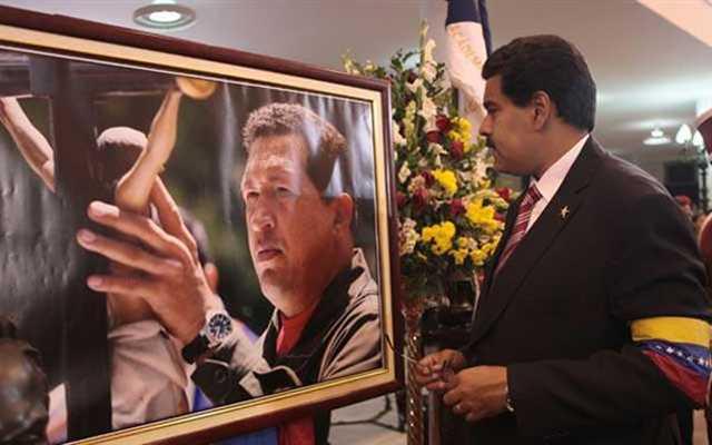 Con fuerza y contundencia se defenderá la soberanía de Venezuela: Maduro