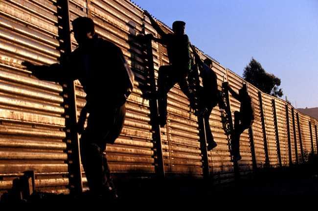 Se registran menos detenciones en la frontera entre México y Estados Unidos