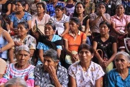 Mujeres-Indigenas