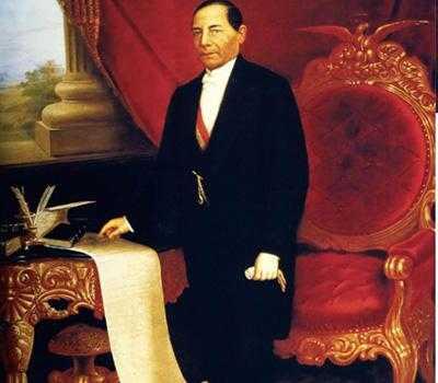 21 de marzo, nace el indígena Benito Pablo Juárez García