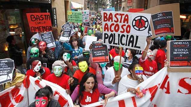 España no considera violencia machista matar una prostituta
