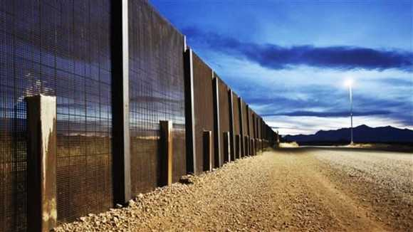 Israel construye muro virtual en frontera de Arizona