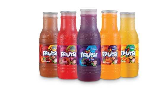 ¿Qué contiene el Frutsi?