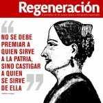 185 aniversario luctuoso de Josefa Ortiz