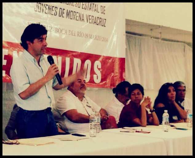 En mayo, Morena será partido político: Jesús Ramírez Cuevas