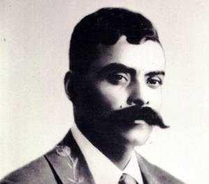 Emiliano Zapata se levanta en armas el 10 de marzo de 1911