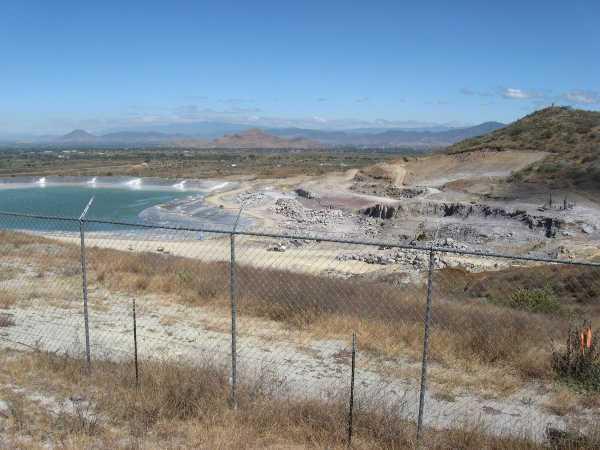 En San José del Progreso exigen cierre a minera canadiense