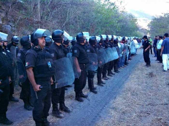 Consejo indígena de Zacualpan y Bios Iguana presentaron denuncia ante la CNDH contra el gobierno de Colima