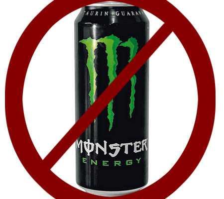 ¿Sabes qué contiene el Monster Energy?