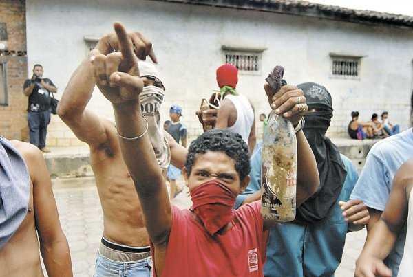 Jóvenes pandilleros, los nuevos sicarios de los cárteles