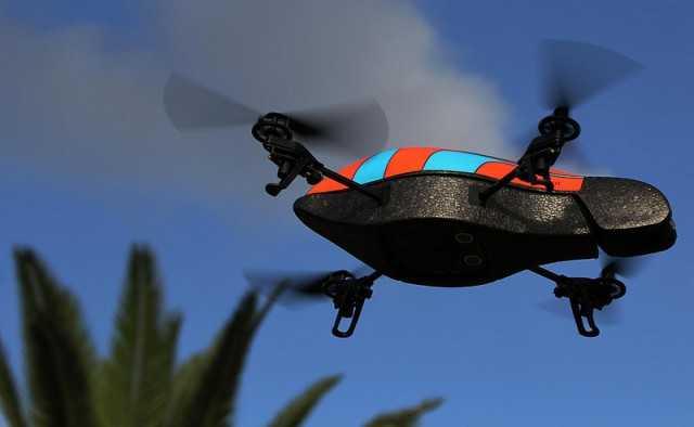 Drones pueden robar sus datos y contraseñas por Wi-Fi