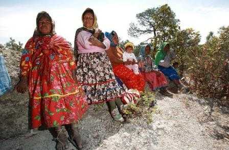 Indígenas rarámuri ganan litigio por posesión de tierras