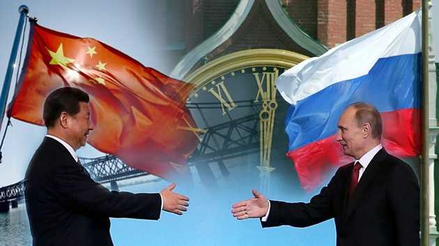 Rusia y China alianza que cambiará el equilibrio de fuerzas en el mundo