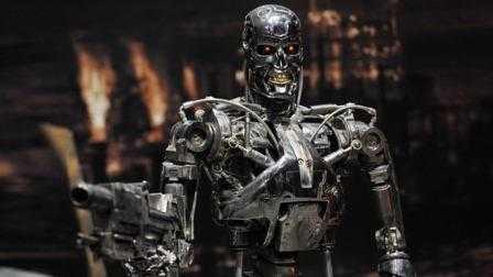 """Robot de metal líquido, como de la película """"Teminator"""" es posible"""