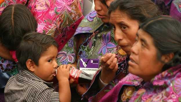 """La """"Coca-Colización"""" de México"""
