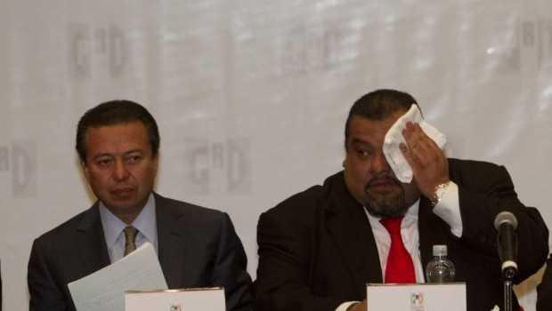 """Cuauhtémoc Gutiérrez dijo que la historia de MVS """"es una calumnia, una cortina de humo"""""""