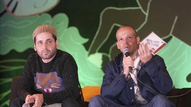 """Calle 13 invita a """"piratear"""" su disco para los que """"no tienen dinero"""""""