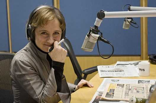 Carmen Aristegui, la segunda mujer más poderosa de México