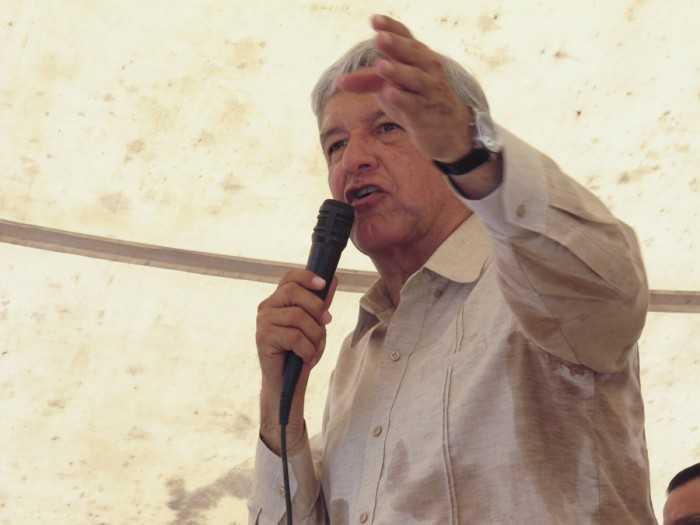 López Obrador, recorrerá municipios del estado de Morelos