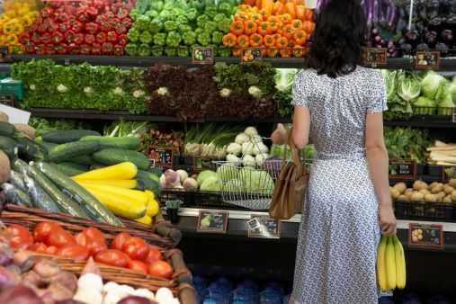 Precios de alimentos subieron a niveles máximos en dos años