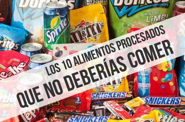Fallan etiquetas de alimentos procesados; no reducen el consumo