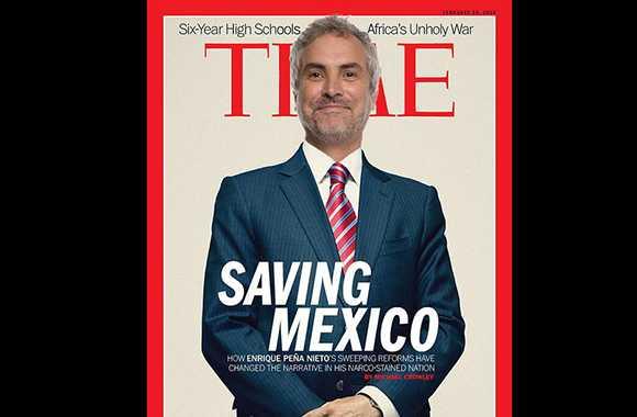 Peña Nieto no responde a Alfonso Cuarón