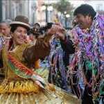 Evo Morales es favorito a 7 meses de elección en Bolivia